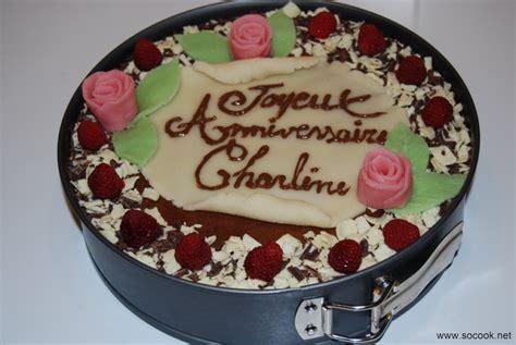 id 233 e d 233 co gateau anniversaire chocolat