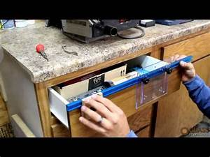 Deluxe Drawer Pull JIG IT® Rockler Woodworking and Hardware