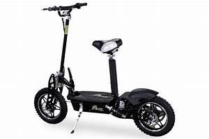 Scooter Roller Elektro : electric scooter e flux vision 1000 watt ~ Jslefanu.com Haus und Dekorationen