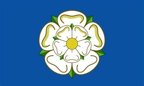 Pin by Mike Coulson on Flags & Logos   Yorkshire rose