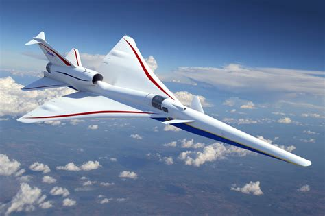 lockheed martin starts production    quiet supersonic