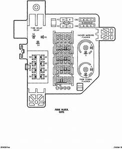 2008 Dodge Ram 2500 Fuse Box Diagram