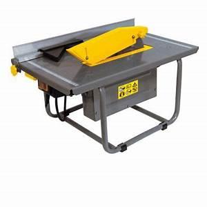 Scie Sur Table Metabo : scie sur table 600 w 1er prix castorama ~ Dailycaller-alerts.com Idées de Décoration