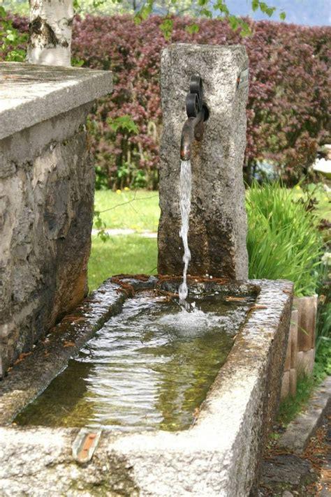Zisterne Und Brunnen Im Garten by 20 Ideen F 252 R Brunnen Garten Beste Wohnkultur