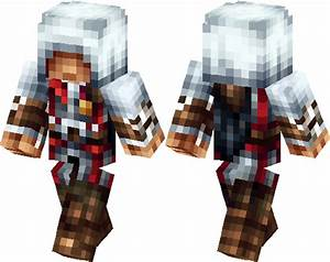 assassin's creed   Minecraft Skin   Minecraft Hub