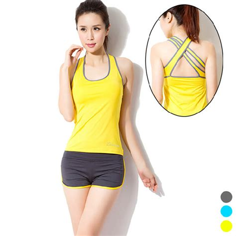 High Quality Yoga Clothing Women Gym Set Ropa Deportiva Mujer Ladies Workout Clothes Running ...