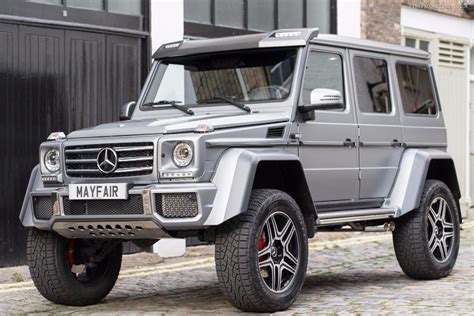 mercedes g 4x4 used mercedes g class 5 5 g63 amg 4x4 5dr for sale in