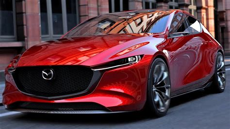 hatchback car  mazda kai concept youtube