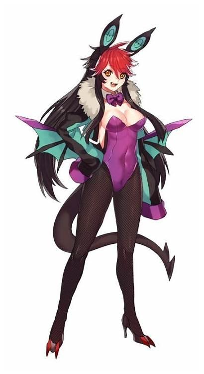 Pokemon Dragon Gijinka Noivern Pixiv