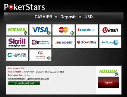 Poker Deposit Options  Best Payment Methods For Online Poker