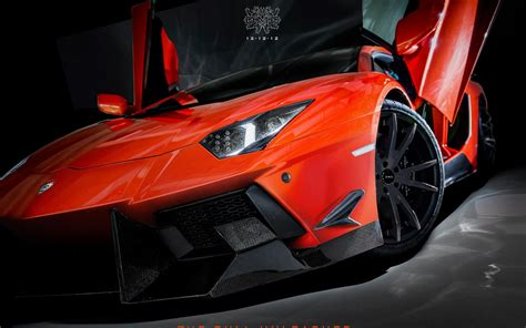 Dmc Tuning 2013 Lamborghini Aventador Lp900 Sv Wallpaper