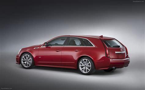 Cts Cadillac 2012 by Cadillac Cts V Wagon 2012 Widescreen Car Wallpaper