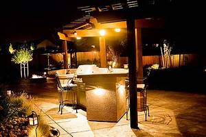 best patio garden and landscape lighting ideas for 2014 With best outdoor lighting for a patio