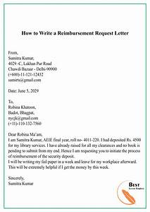 Request Letter Template for Refund – Format, Sample & Example