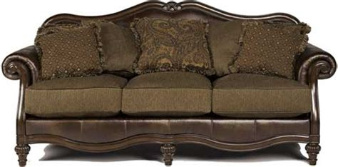 mahogany and more loveseats claremore old world leather
