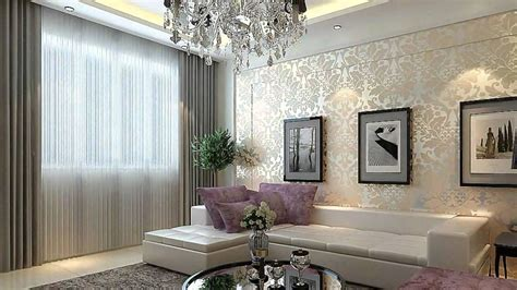 Silver Wallpaper Living Room Ideas Target Cafe Curtains Malvern Wrap Around Shower Outdoor Roll Up Ocean Blue Thermal Insulation Online Brass Curtain Rings
