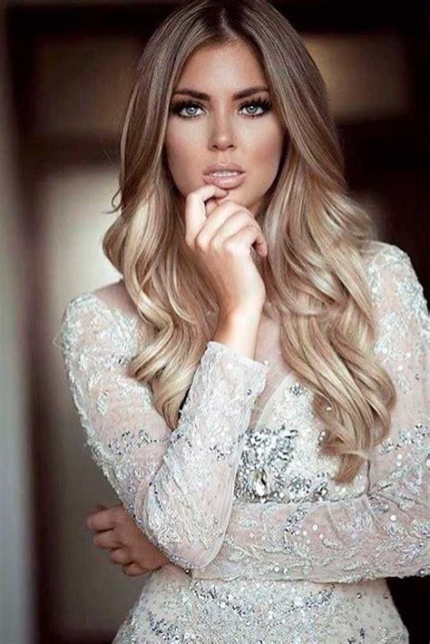 ideas  dark blonde hair  pinterest dark