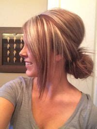 hair style for small best 25 with highlights ideas on 4937