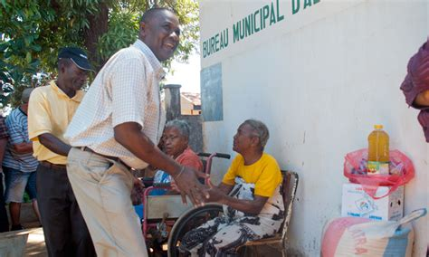 bureau municipal le parti arema soutient le bureau municipal d 39 assistance
