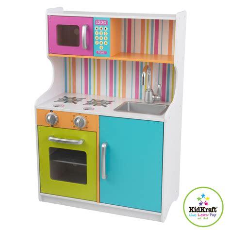 kidkraft bright kitchen accessories kidkraft bright toddler kitchen 53294 4938