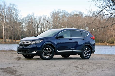Review Honda Crv by 2018 Honda Cr V Test Drive Review