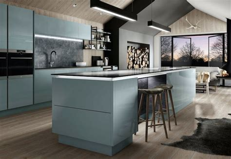 wickes kitchen design wickes unveil sleek new handleless kitchen ranges 1086