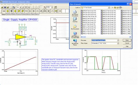 circuit diagram software simulation image collections