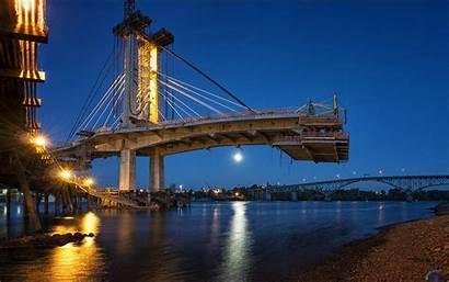 Portland Desktop Bridge Wallpapers Rail Milwaukie Caruthers