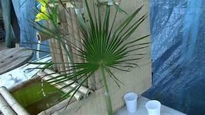 Fabriquer Une Fontaine Sans Pompe : fontaine punch youtube ~ Melissatoandfro.com Idées de Décoration