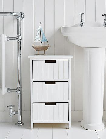 Home Place Bathroom Accessories by Brighton White Bathroom Cabinet Furniture With Drawers