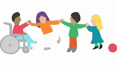 Clipart Needs Special Diversity Inclusive Classroom Social