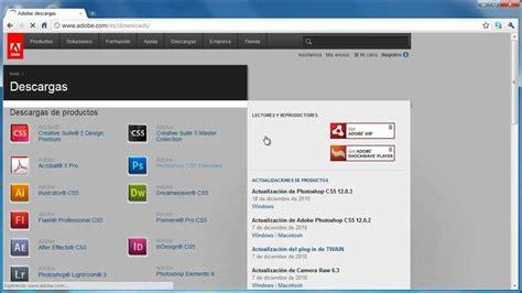 pagina oficial de toyota cómo descargar adobe photoshop cs5 desde pagina oficial de