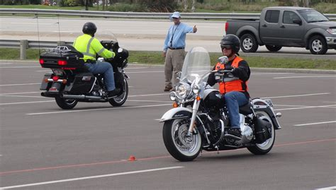 Motorcycle Safety> 45th Space Wing > Display