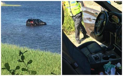 Šaušalīga pašnāvība Mežaparkā - ūdenī iebrauc ar džipu un ...