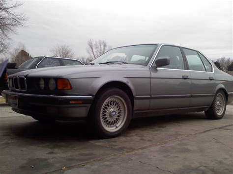 Bmw 7 Series Sedan Modification by Postuliottm2c 1992 Bmw 7 Series735i Sedan 4d Specs Photos