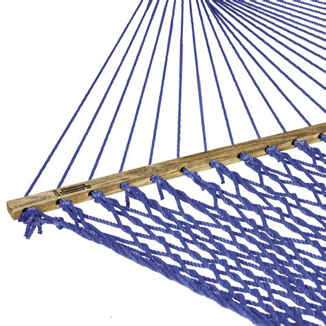 Hammock Rope Replacement by Deluxe Duracord Rope Hammock Coastal Blue Dc 14cb