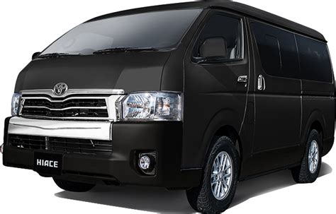 toyota hiace 2019 philippines price specs and promos