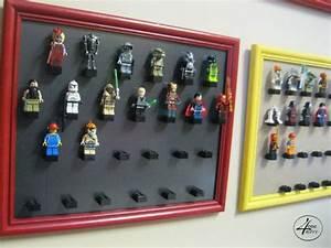 Lego Aufbewahrung Ideen : thrifted frame lego storage l lego pinterest lego ideen lego und kinderzimmer ~ Orissabook.com Haus und Dekorationen