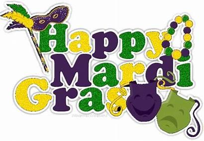 Gras Mardi Happy Clipart Animated Gifs Closed