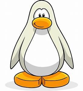 Image - Custom made white penguin.png - Club Penguin Wiki ...