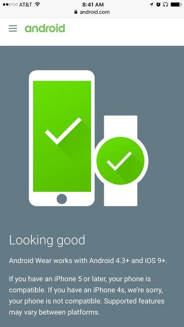 Can Check Your Work History by Iphone Owners Can Now On Apple With An Android