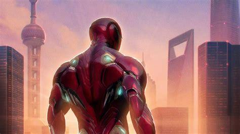 iron man avengers endgame  wallpaper hd