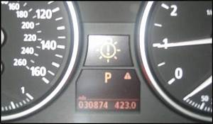 2006 Bmw 325i Warning Lights