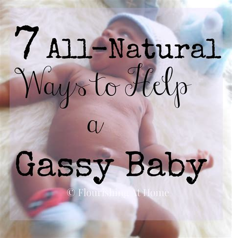 7 All Natural Ways To Help A Gassy Baby At Home With Zan