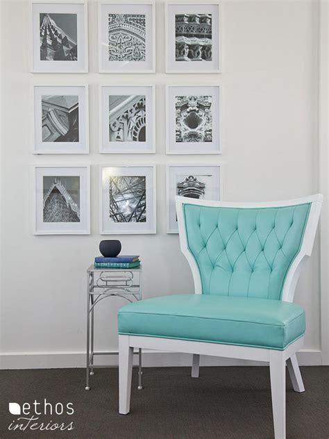 Turquoise Bedroom Chair by Photos Hgtv