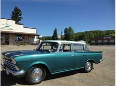 Vintage 1960 AMC Rambler Deluxe for sale in Calgary
