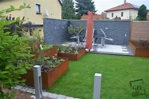 Gartengestaltung in dresden nord for Gartengestaltung doppelhaushälfte bilder