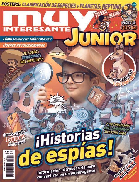 Muy Interesante Junior-Noviembre 2018 Magazine