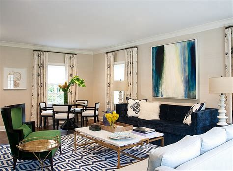 beautiful livingrooms 1920s tudor house gets a fabulous modern rev