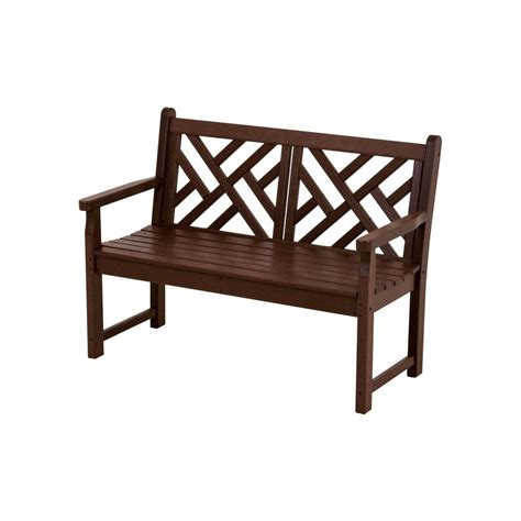 home depot outdoor bench outdoor benches patio chairs patio furniture the